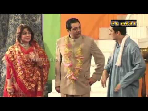 Best of Zafri and Sajan Abbas New Stage Drama Full Comedy Clip | Pk Mast