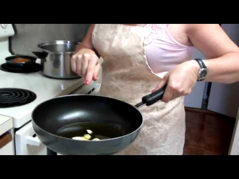 Italian Cooking - Broccoli Rabe (part one)