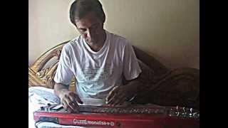 Kisi na Kisi se Kabhi na kabhi - Kashmir Ki Kali on hawaiian guitar ...