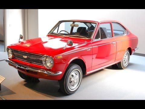 Toyota Corolla - historia - YouTube
