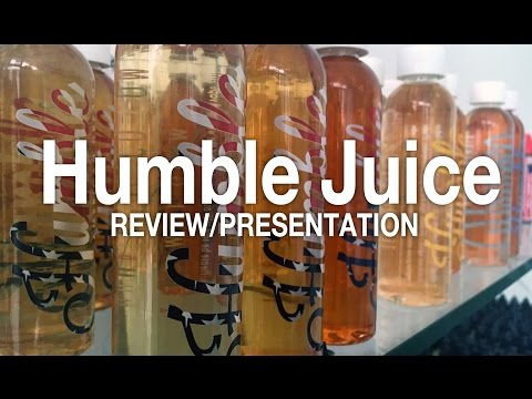 Humble Juice - review (presentation)