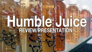 Humble Juice - review (presentation)