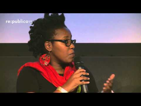 re:publica 2015 - #AfricaBlogging – Political bloggers in Sub-Saharan Africa on YouTube