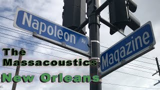 The Massacoustics New Orleans music video 2018,