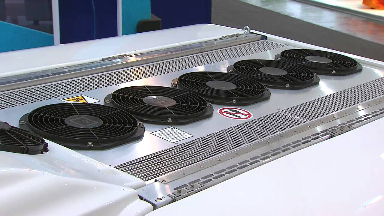 Athenia Bus Air Conditioning Modules Save Energy Lower