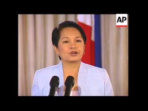 President Arroyo signs law abolishing death penalty