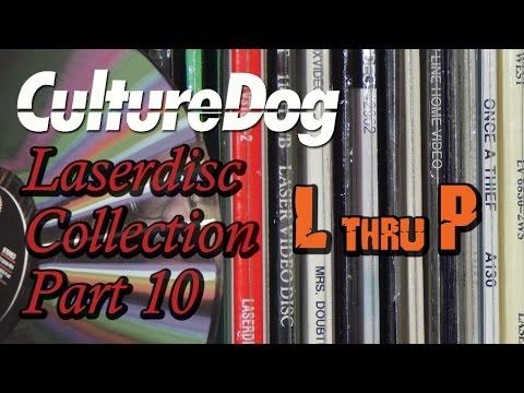 Laserdisc Collection Part 10: Titles L through P