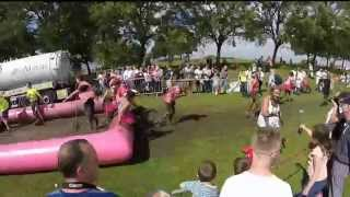 Race for Life Pretty Muddy 5K - Plymouth August 2015