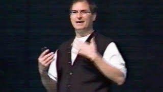 A Steve Jobs' Moment That Mattered Macworld, August 1997