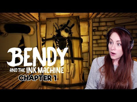 So it begins! | Bendy and the Ink Machine | Chapter 1