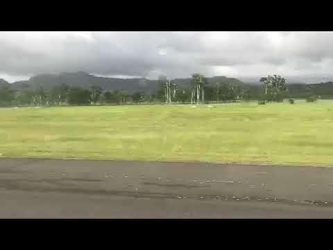 Nauru Airlines - Departure