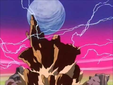 Goku se transforma en Super Saiyan 4 Castellano  YouTube