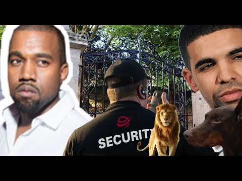 Drake FORCED to BEEF UP Security after Kanye West BLAMES HIM for Everything