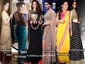 2018 - 2019 latest lehenga | 2018 best fashion designer Manish Malhotra dress collection
