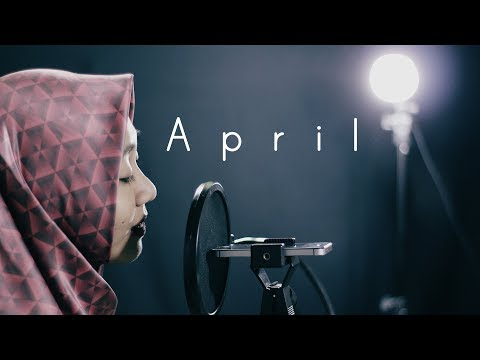 Fiersa Besari - April - Hasmita Ayu & Rusdi Cover | Live Record
