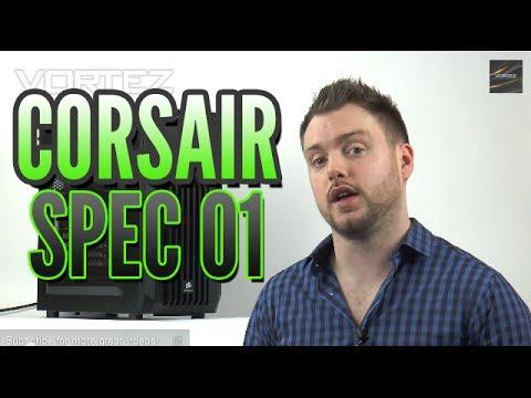 Corsair Carbide SPEC-01 Review [HD]