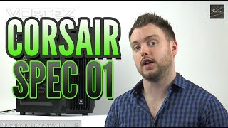 Corsair Carbide SPEC-01 Review [HD]