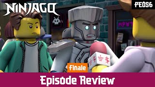 GAYLE GOSSIP: A CLOSER LOOK — Ninjago   Prime Empire Original Shorts   Episode 6 Review [FINALE]