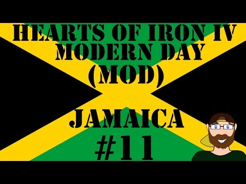 Hearts of Iron IV Modern Day Jamaica #11