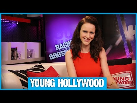 MANHATTAN's Rachel Brosnahan on Her HOUSE OF CARDS Role!