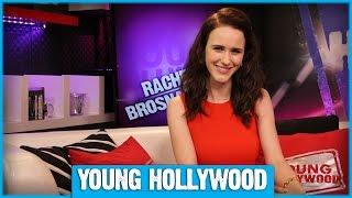 MANHATTAN's Rachel Brosnahan on Her HOUSE OF CARDS Role!