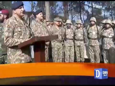 Will respond with full force to India on LoC: COAS Gen Qamar Bajwa