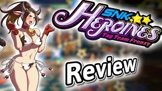 SNK Heroines Tag Team Frenzy - Review NSW - Tarks Gauntlet