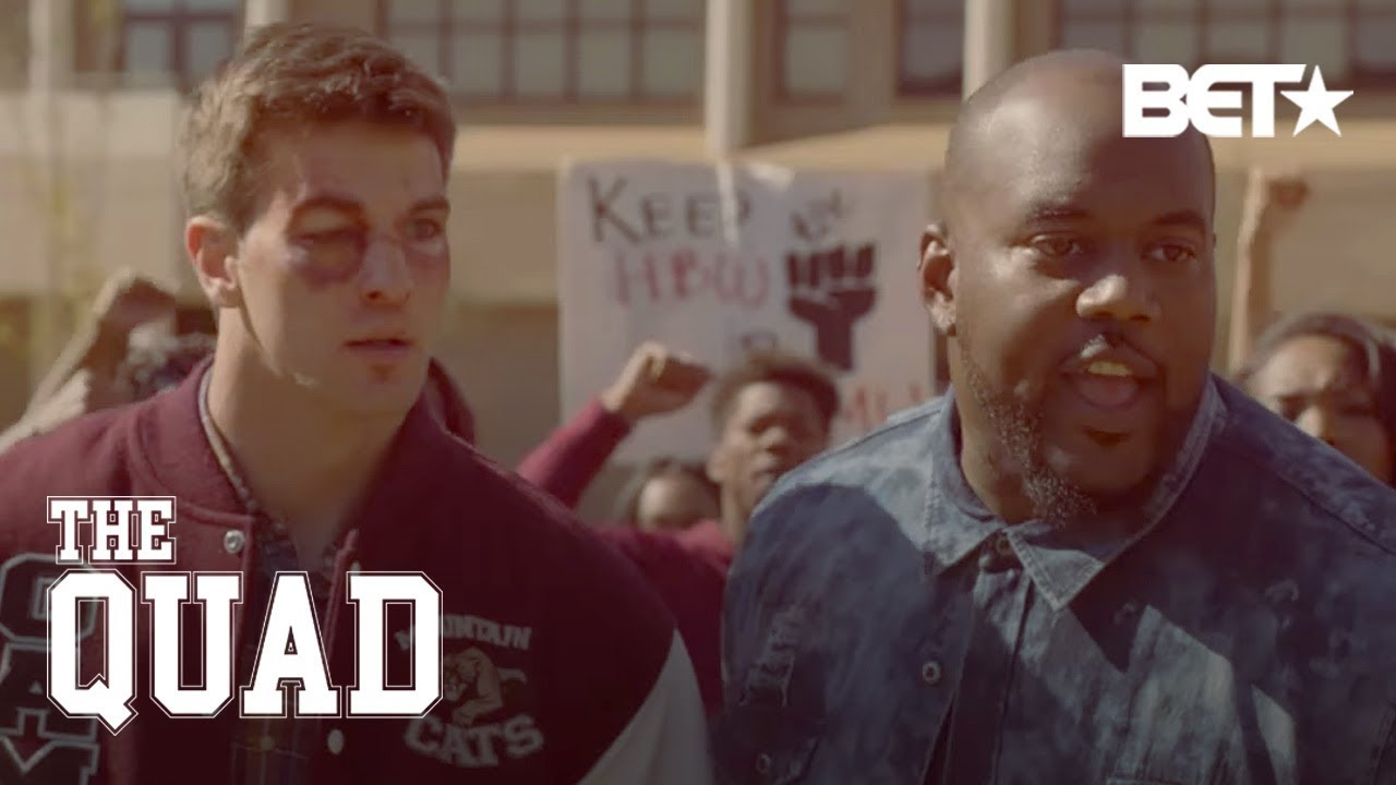 Download Ep. 6 Sneak Peek: White Lives Matter Too   The Quad