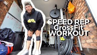The most PAINFUL CrossFit® workout for LEGS *Warning*