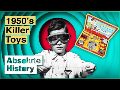 How The Post WWII Home Was The Most Dangerous Place | Absolute History