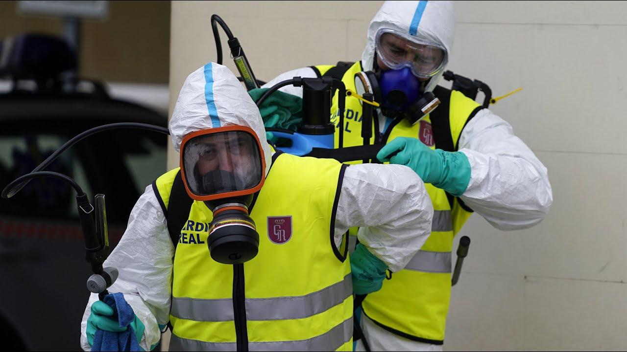 Coronavirus Update: Spain Suffers Deadliest Day of Outbreak, Global Cases Top 788,000