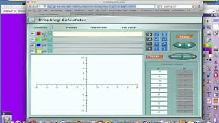 How to use an online graphing calculator(, 2013-03-22T18:00:14.000Z)