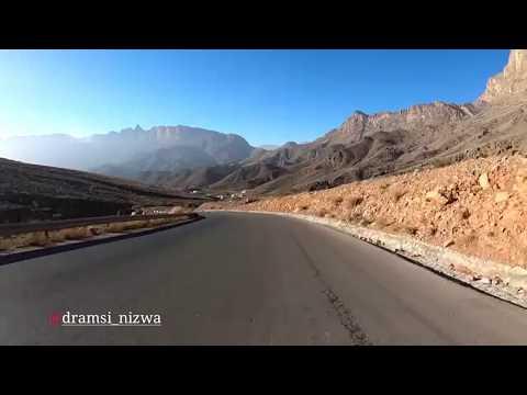 شاهد قرية في سلطنة #عمان يمنع زيارتها الا بتصريح رسمي من الحكومة 🇴🇲