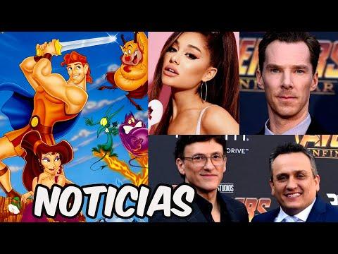 Live-Action de Hércules confirmado. Rumores, Información confirmada, posibles actores y mas.