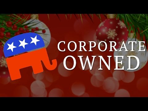 Republicans Playing Santa For Corporations; Bloodsucking Corporatocracy At Worst - The Ring Of Fire