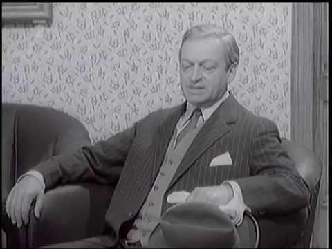 Kat nepočká (1971) - holící scéna