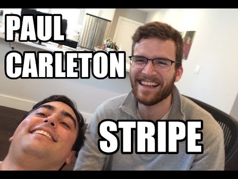 Preparing for Tech Interviews with Paul Carleton of Stripe