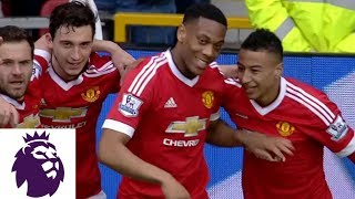 Video Gol Pertandingan Manchester United vs Everton