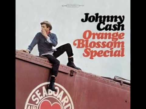 Johnny Cash (fet Charlie McCoy) - Orange Blossom Special