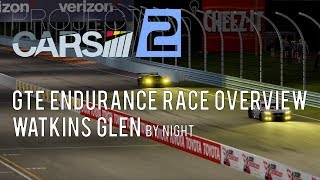 Project cars 2 online - PRL preseasson race 3 Watkins Glen