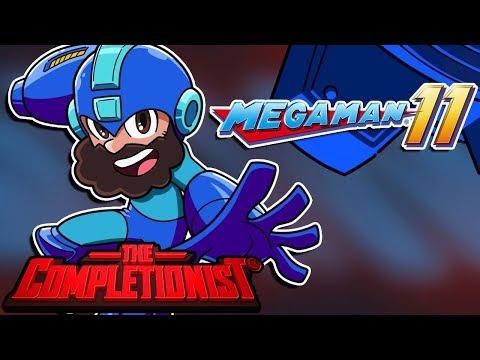 Mega Man 11  The Completionist