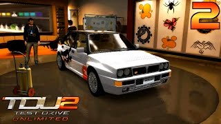 tEST DRIVE UNLIMITED 2 ТЮНИНГ МАШИН