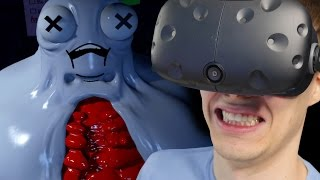 THE MOST RIDICULOUS VR GAME EVER - Accounting