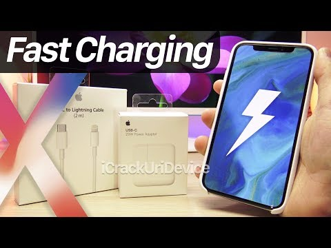 Download Youtube: iPhone X Fast Charging
