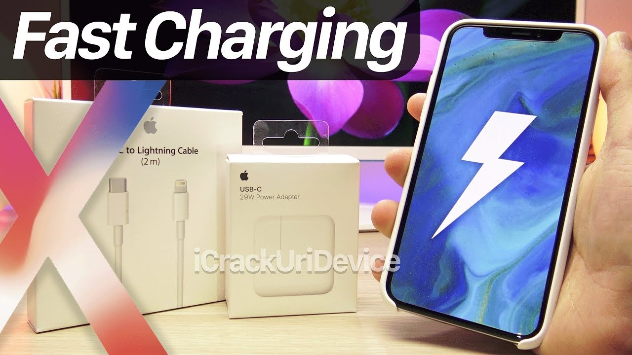 uk availability 5fe9e aa81e iPhone X Fast Charging