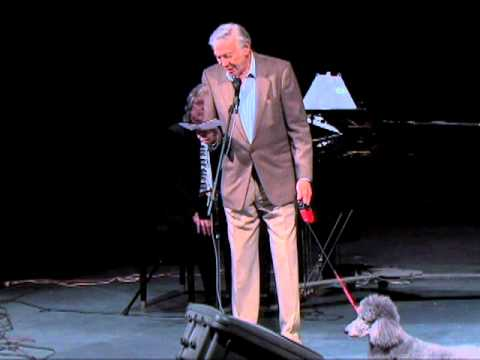 Special Guest ED AMES with his dog Tallulah