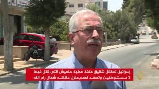 قوات الاحتلال تقتحم قرية كوبر شمال غرب رام الله