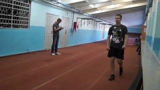 видео Легкая атлетика, нормативы: бег (100 метров)