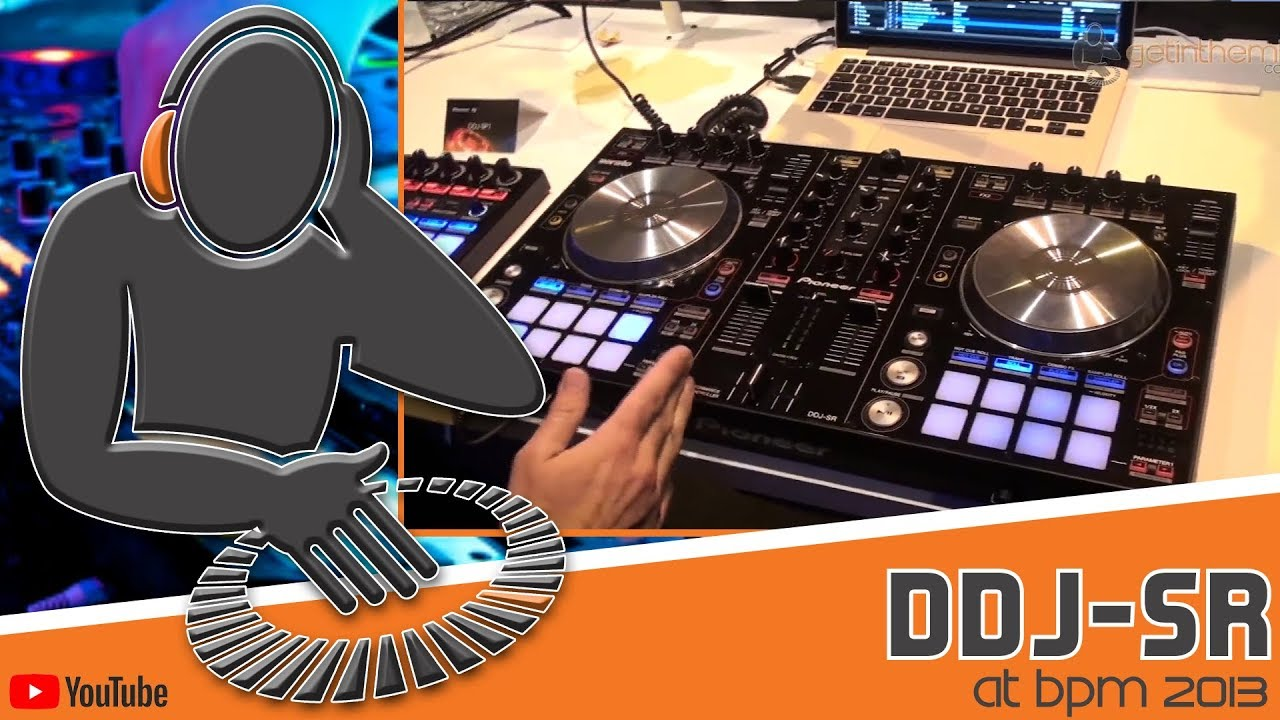 DJ Pioneer DDJ-SR