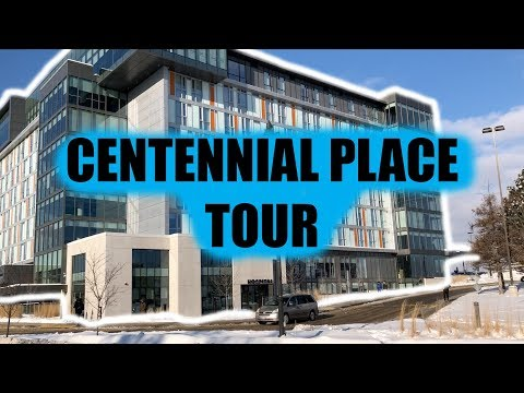 CENTENNIAL PLACE RESIDENCE TOUR + THINGS TO KNOW BEFORE YOU MOVE IN | CENTENNIAL COLLEGE